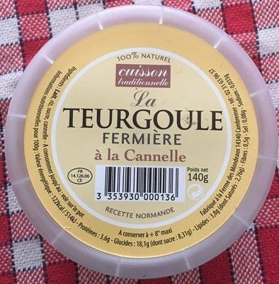 La Teurgoule fermière à la cannelle - Product - fr