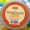La Teurgoule fermière au caramel - Product