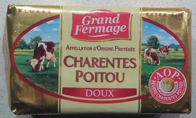 Beurre Extra-Fin Doux (82 % MG) - Produit - fr