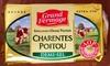 Beurre AOP Charentes-Poitou demi-sel (80% M.G) - Product
