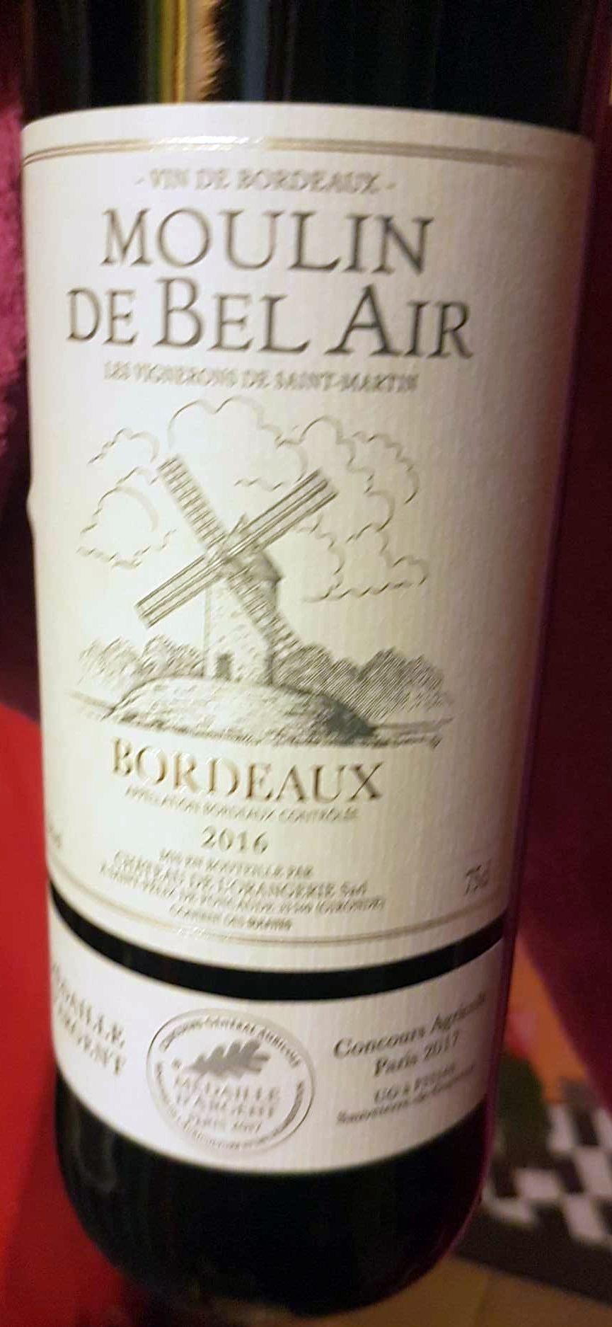 Bordeaux 2016 - Product - fr