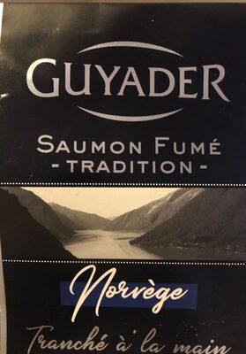 Saumon fumé - Produit - fr