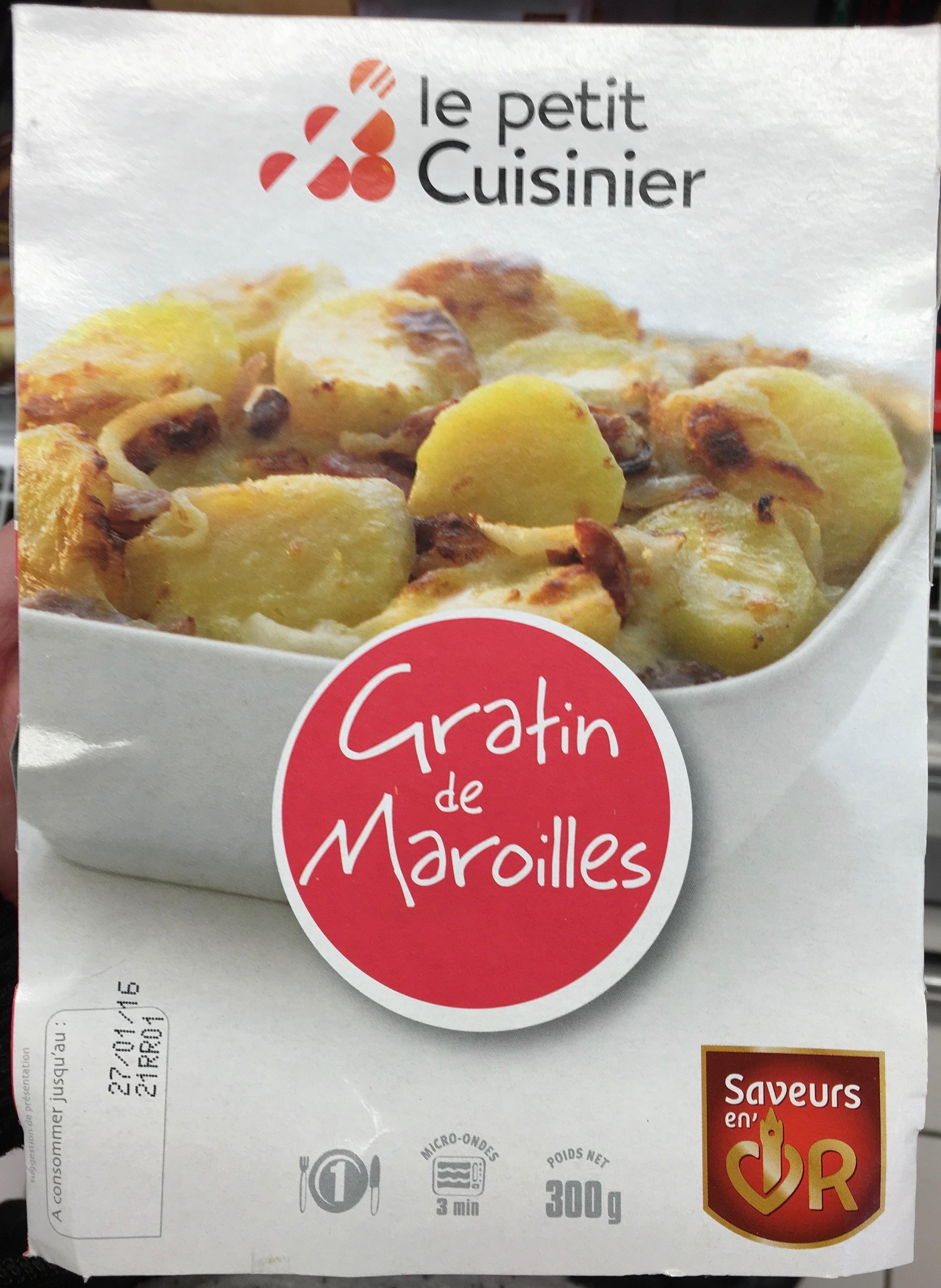 Gratin de Maroilles - Product