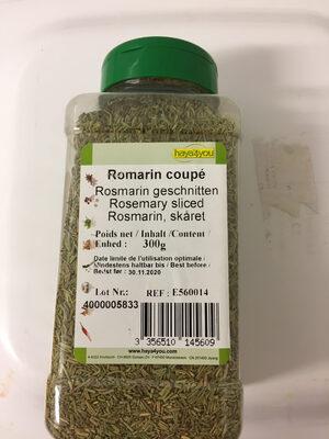 Romarin coupé - Produit