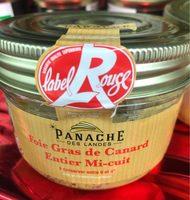 Foie gras de canard entier mi-cuit - Product - fr