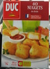 40 Nuggets de Dinde - Product
