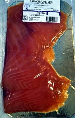 Saumon fumé - Product - fr