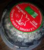 Coque fermier cendre 14%MG au lait cru Cabri d'Anjou - Product