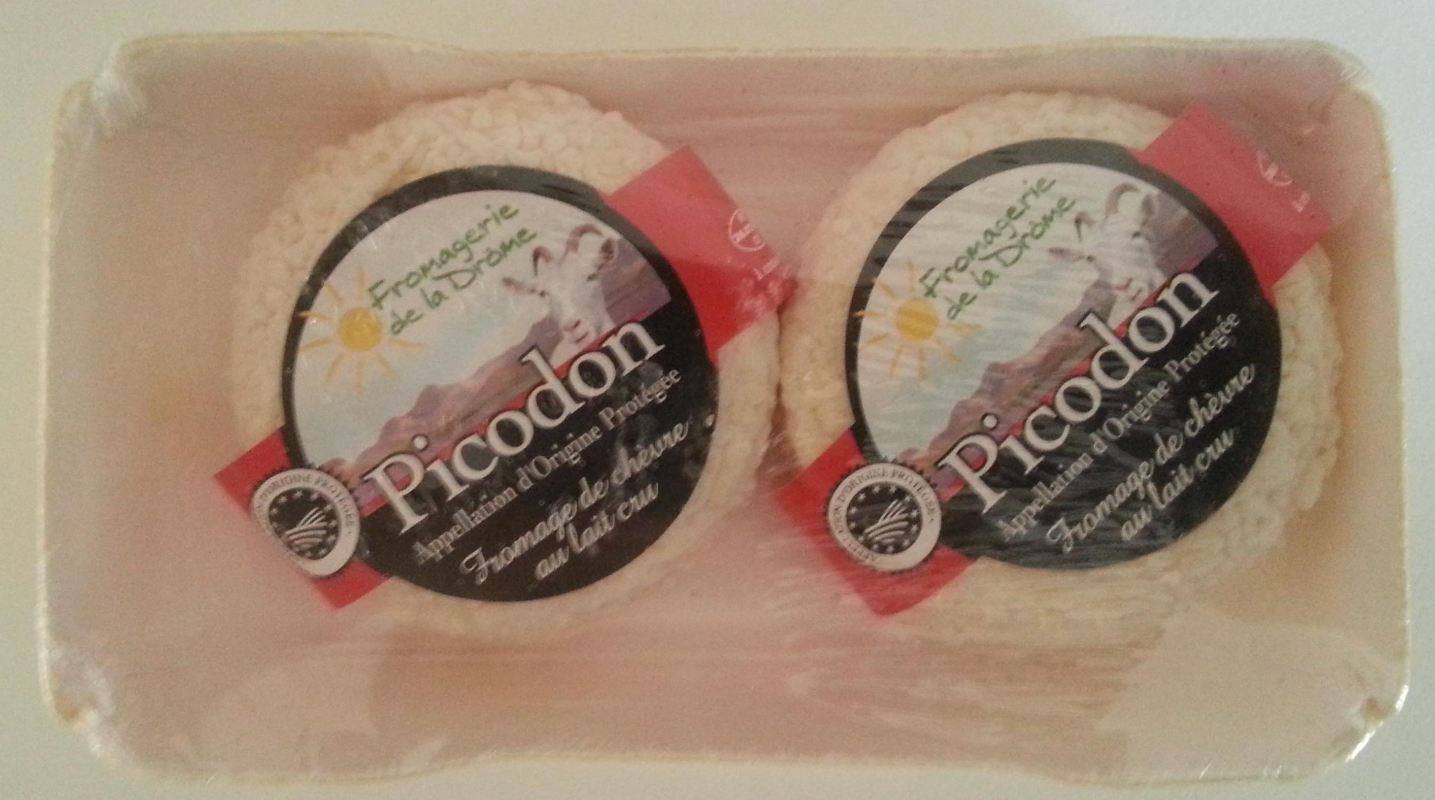 Picodon fromage de chèvre au lait cru - Product