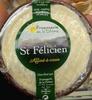St Félicien affiné à coeur 27 % Mat. Gr. - Product