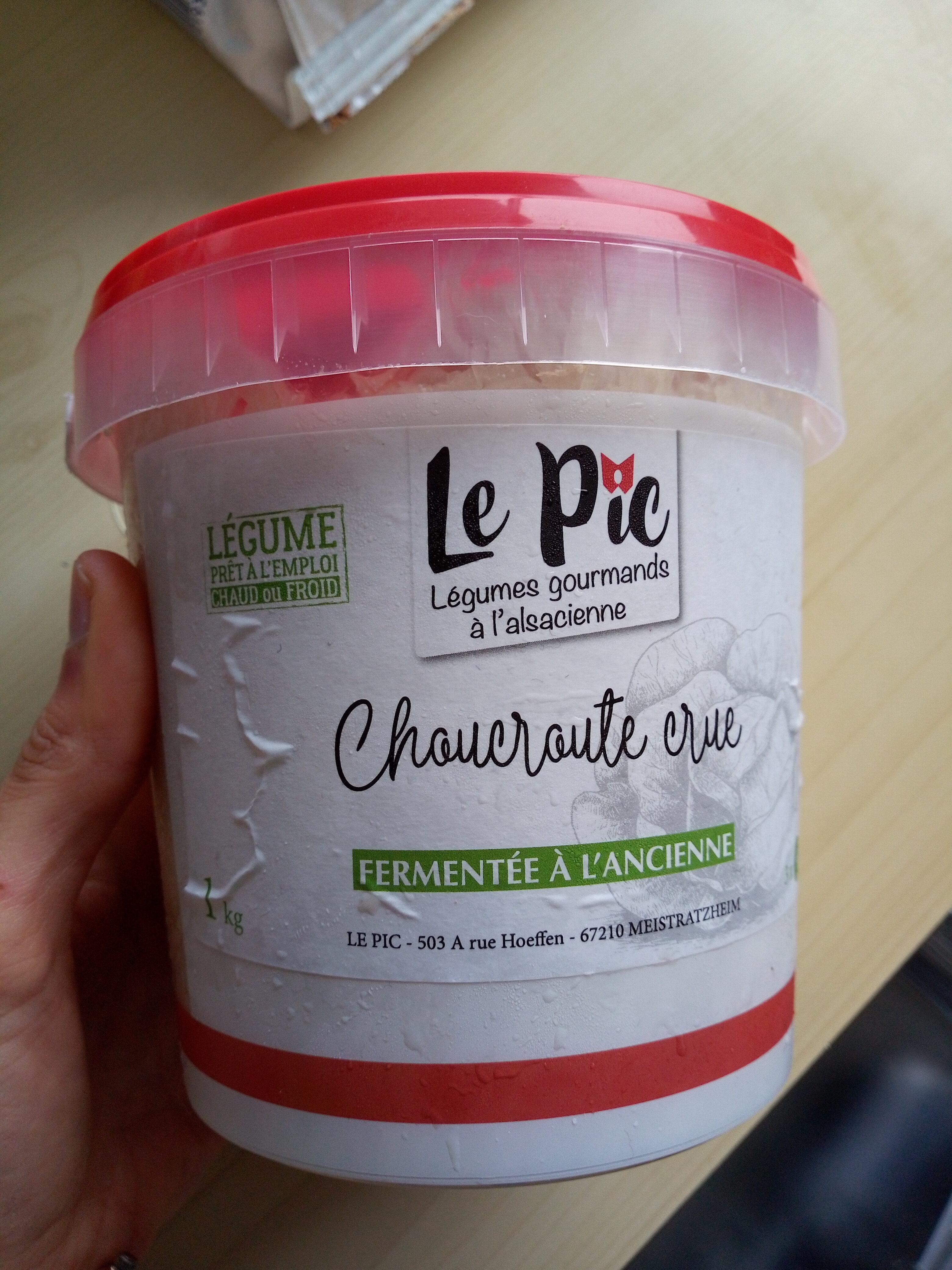Choucroute d'Alsace - Product - fr