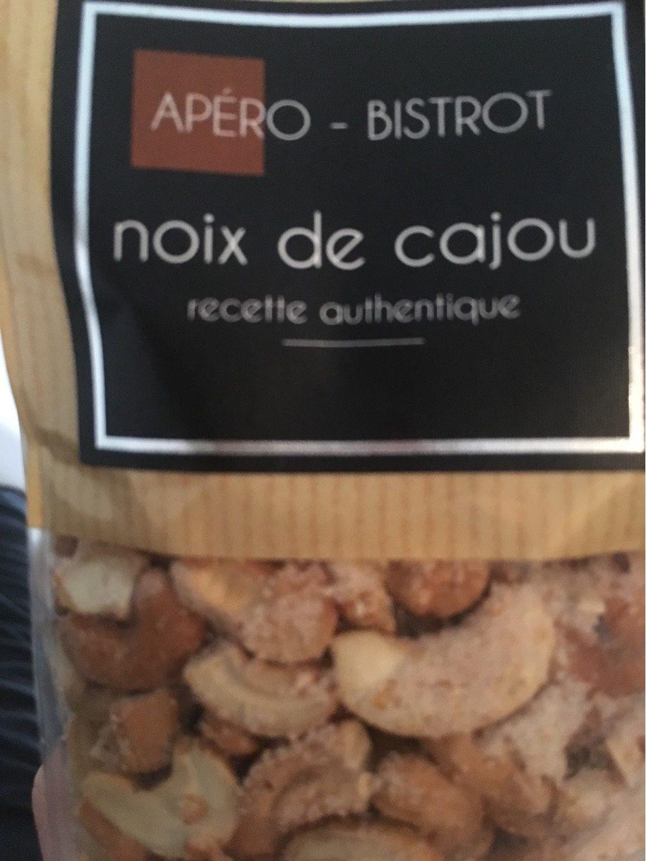 Noix de cajou Le Temps des Cerises - Produit - fr