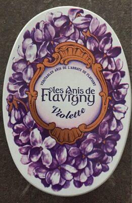 Les anis de Flavigny violette - Product - fr