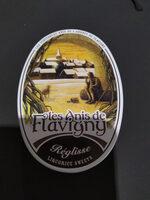 Les anis de Flavigny réglisse - Product - fr