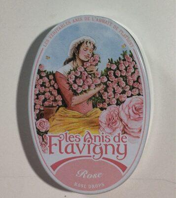 Anis de Flavigny à la rose - Product - fr