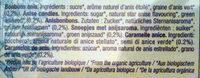 Anis de flavigny - Ingrediënten - fr