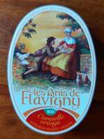 Les Anis de Flavigny cannelle orange - Product - fr