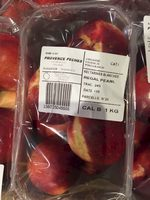 Nectarines blanches - Product - fr