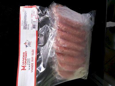 Steak haché 10 % MG - Produit