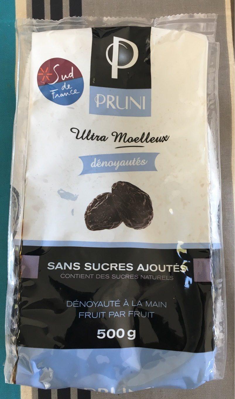 Pruneaux denoyautés - Product