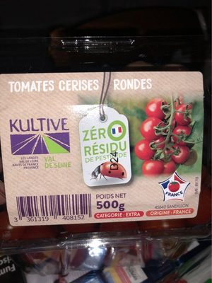 Tomates - Produit