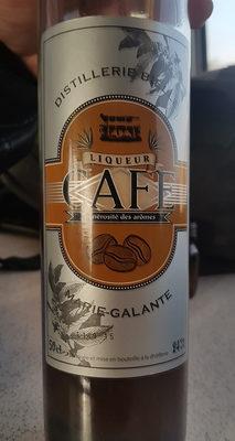 Liqueur de café - Product - fr