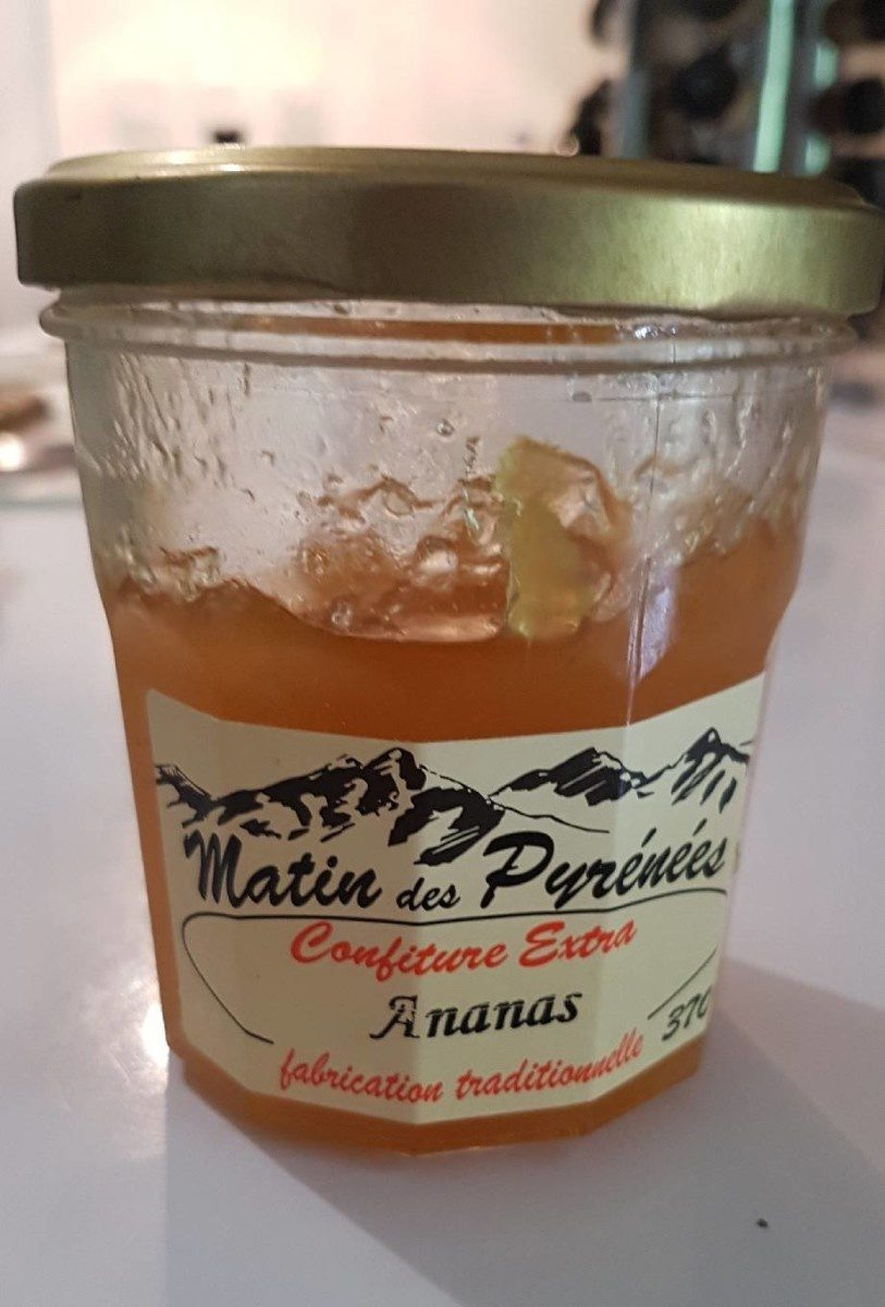 Confiture Ananas - Product