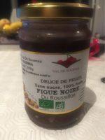 Delice de fruits - Produit