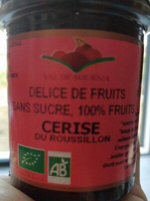 Délice de fruit cerise - Product