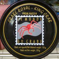 Crabe royal - Product