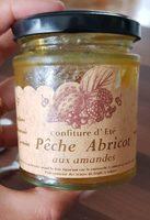 Confiture d'été pêche abricot aux amandes - Product