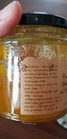 Confiture d'été pêche abricot aux amandes - Ingrediënten