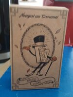Nougat au Caramel - Product - fr