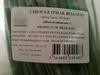 Ciboule (Phaak Boa Sot) - Product