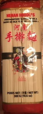 Henan noodles - Product
