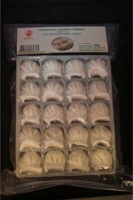 Raviolis Aux Crevettes Ha Cao - Product