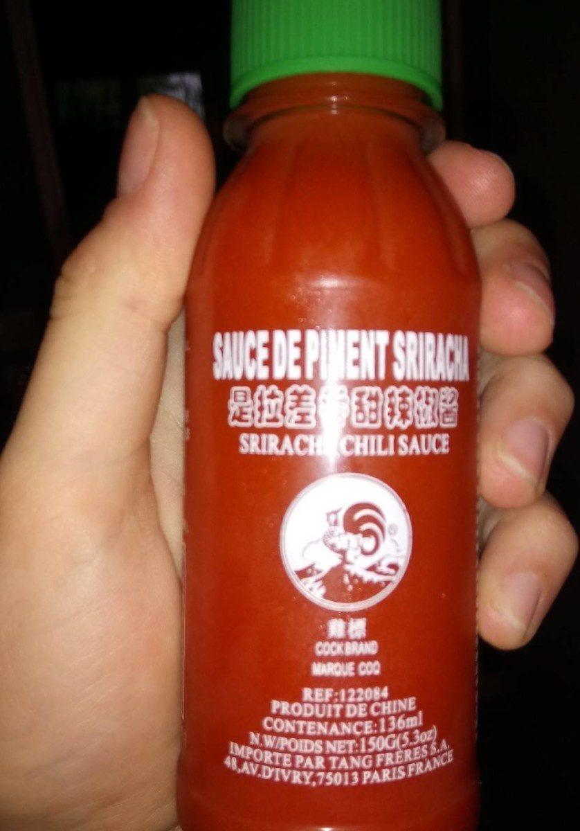 Sauce de piment sriracha - Produkt