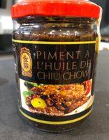 Piment de l'Huile de Chiu Chow - Product - fr