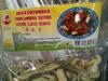Concombre seche - Produit