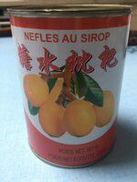 Nefles au sirop - Prodotto - fr