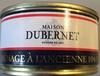 Pâté de Ménage à l'Ancienne 10% Foie Gras - Produit