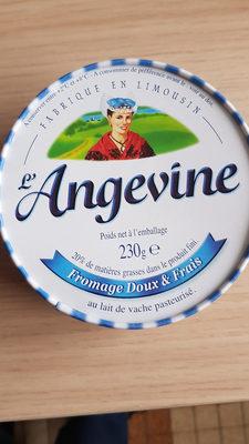 L`angevine - Produit - fr