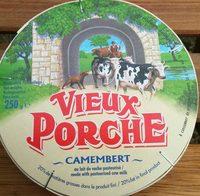 Camembert (20% MG) - Produit - fr