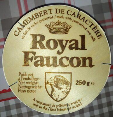 Camembert de caractère - Produit