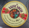 Camenbert Le Saint Louis 40%mat Grasse - Produit