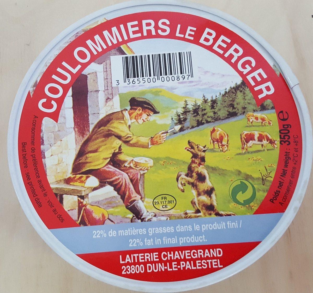 Coulommiers Le Berger - Produit - fr