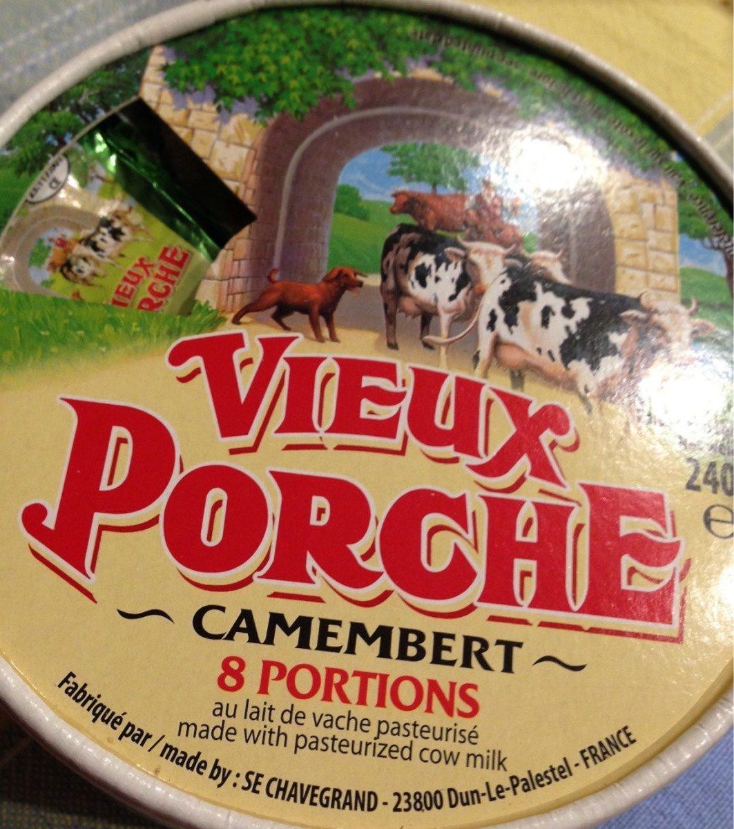 Camembert - Produit - fr