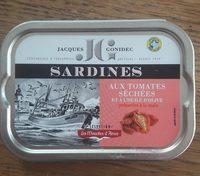 Sardines Tomates sechees - Produit