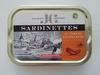 Sardinettes au piment d'Espelette - Produit