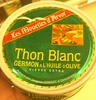 Thon Blanc Germon à l'huile d'olive vierge extra - Product